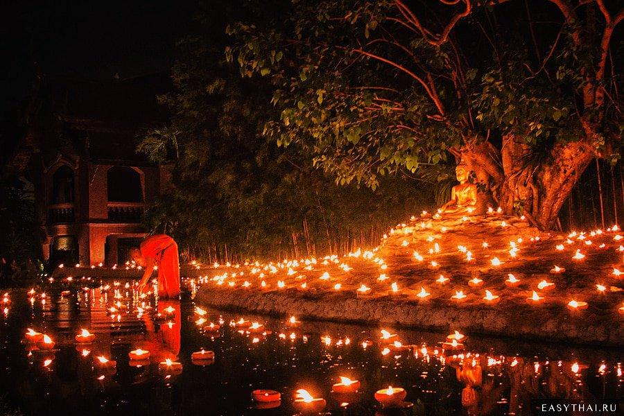 Праздник Висакха Буча