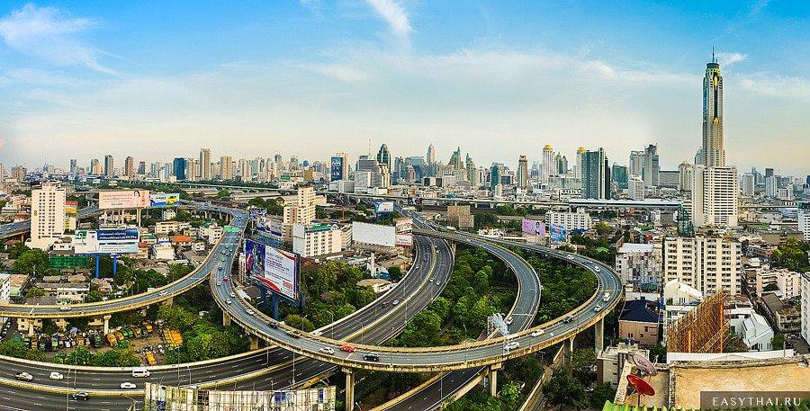 Жаркий Бангкок