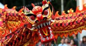 Китайский новый год 2013 в Таиланде