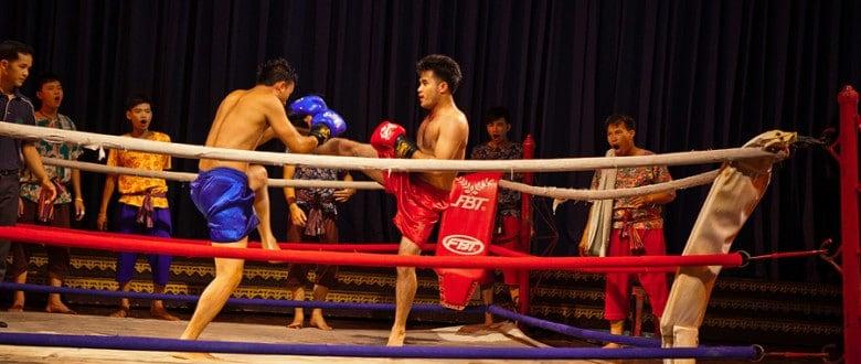 Всемирный тайский фестиваль боевых искусств 2013
