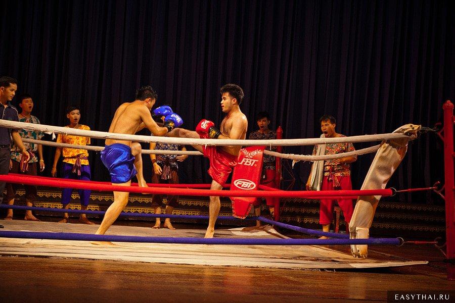 Фестиваль боевых искусств