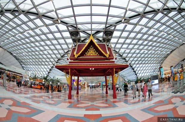 Как добраться до бангкока из аэропорта суварнабхуми