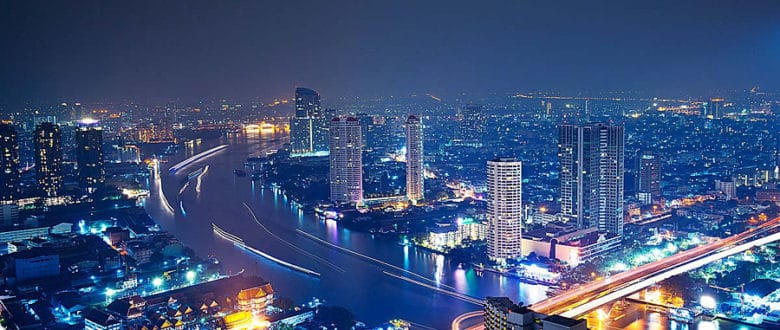 Районы Бангкока