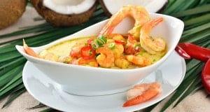 Первое знакомство с тайской едой