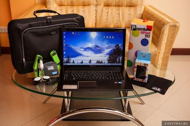 Ноутбук из магазина Тукком
