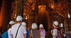 Храм Истины в Паттайе — музей восточных религий