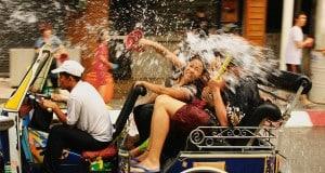 Сонгкран 2013 — тайский Новый год