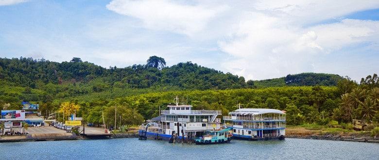Водный транспорт Таиланда