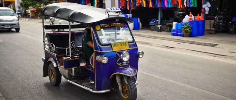 Городской транспорт Таиланда