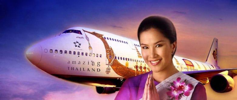 Тайские авиакомпании и перелеты внутри страны