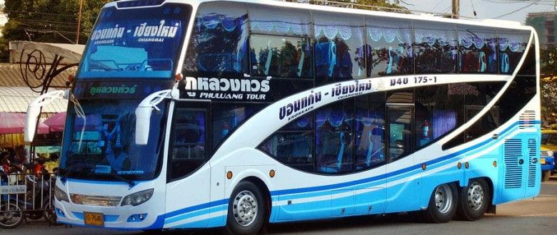 Классы автобусов в Таиланде