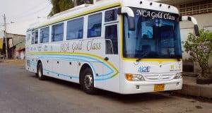 Государственные автобусы в Таиланде