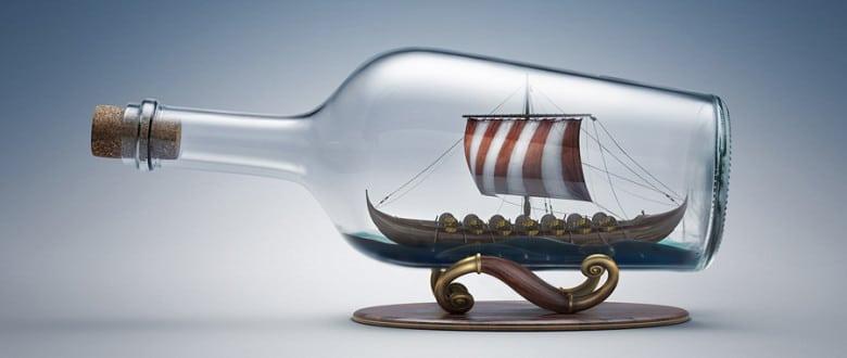 Музей бутылок в Паттайе (Bottle Art Museum)