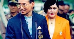 Король Таиланда Пумипхон Адульядет