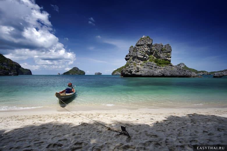 Национальный парк AngThong Marine