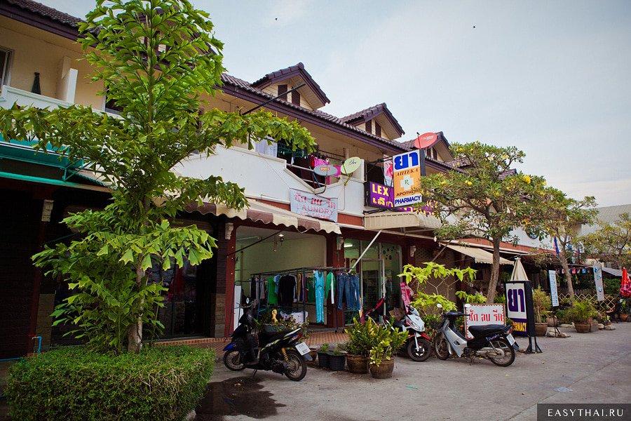 Аптека в Паттайе