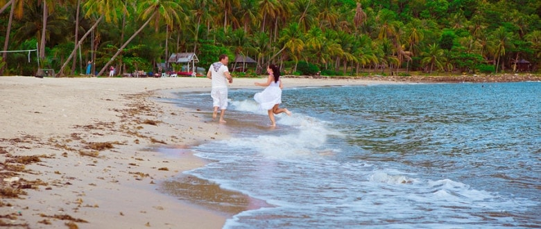 Пляжи острова Ко-Чанг