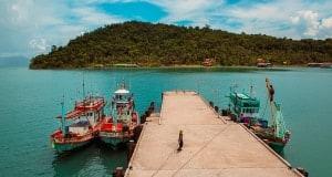 Деревня рыбаков Банг Бао на острове Ко Чанг