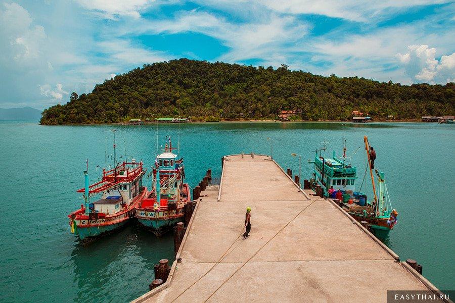 Деревня рыбаков Банг Бао