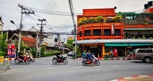Как арендовать мотобайк в Таиланде?