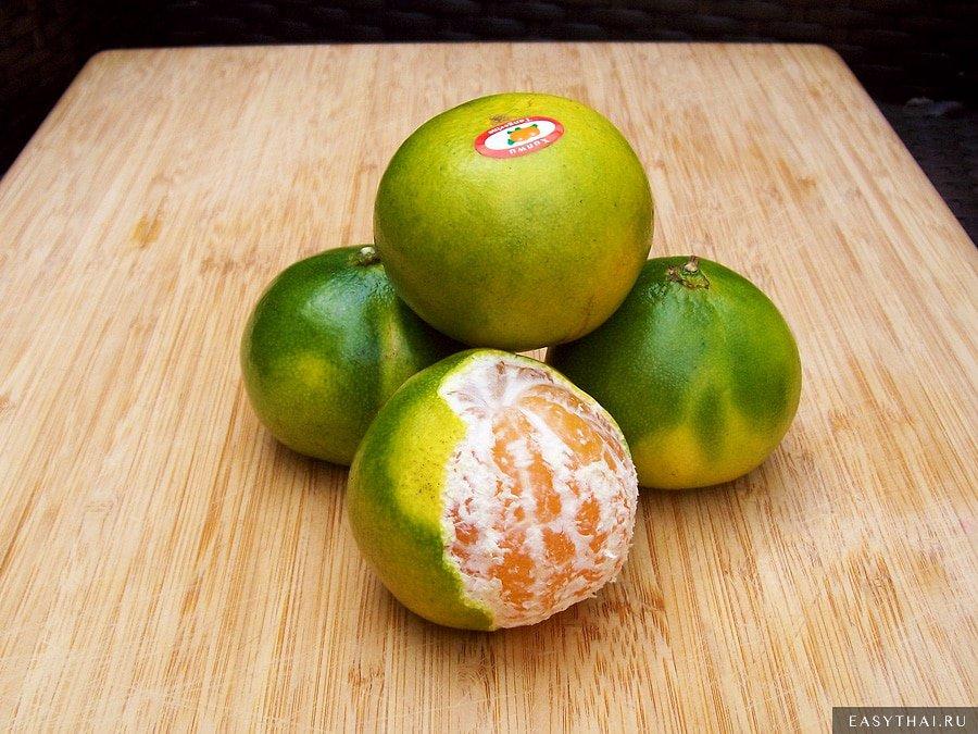 Танжерины (тайские мандарины)