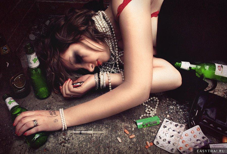 Наркотики в Таиланде