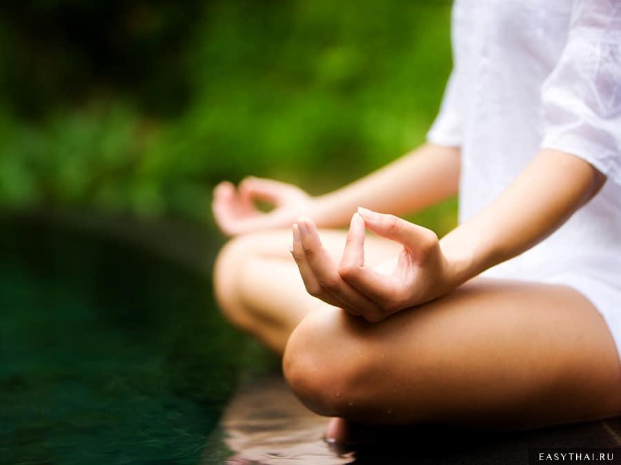 Медитация на Самуи