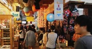 Главный рынок Бангкока – Чатучак (Chatuchak weekend market)