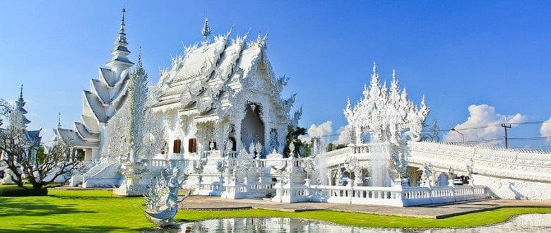Белый Храм в Чианг-Рай