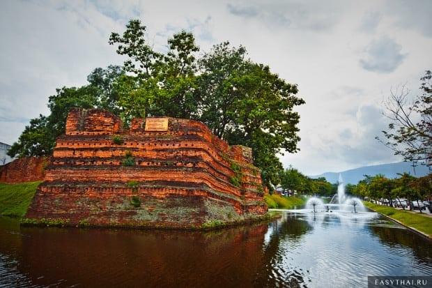 Старый город в Чиангмай