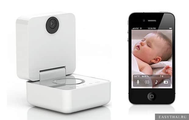 Приложение with baby для iphone