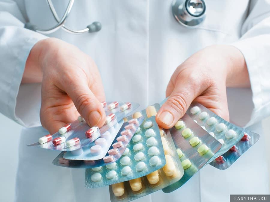 Симптомы и профилактика токсичного заражения 504