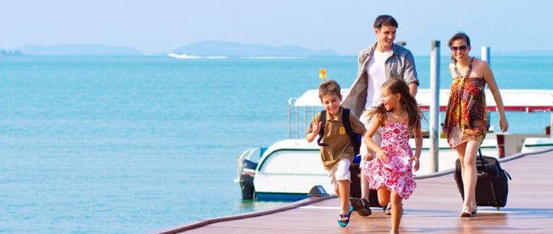 Отдых с детьми в Паттайе