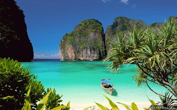 Провинция Краби в Таиланде