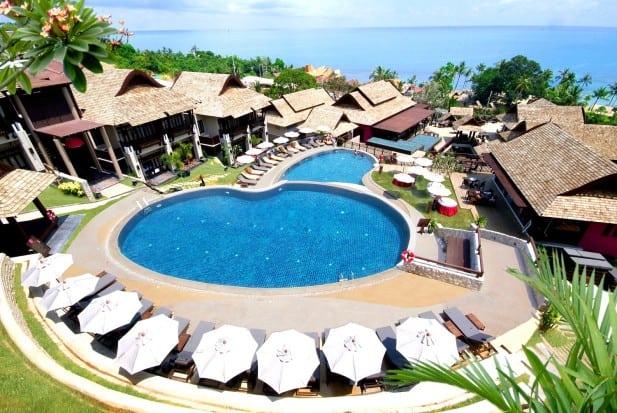 Красивый отель в Таиланде