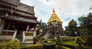 Путешествие по северному Таиланду