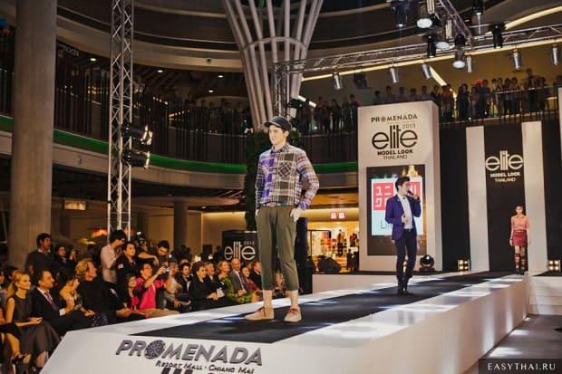 Участники кастинга Elite Model Look в Чиангмае
