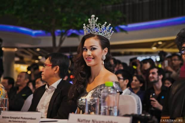 Miss Thailand World 2013