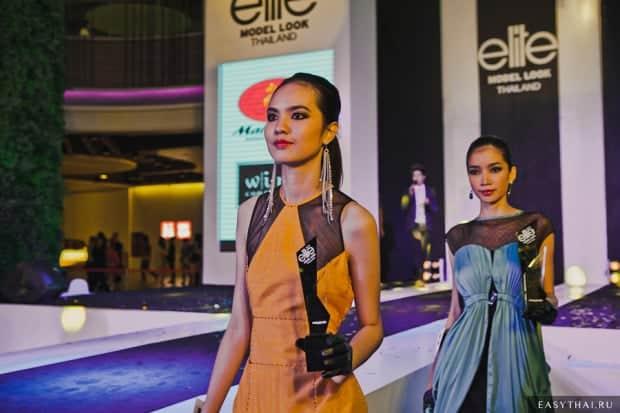 Победительницы кастинга Elite Model Look Thailand 2013