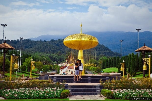 Парк Роял Флора в Чиангмае