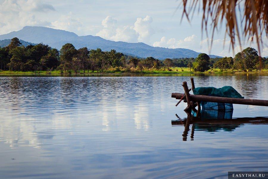 Озеро в Чианг Мае