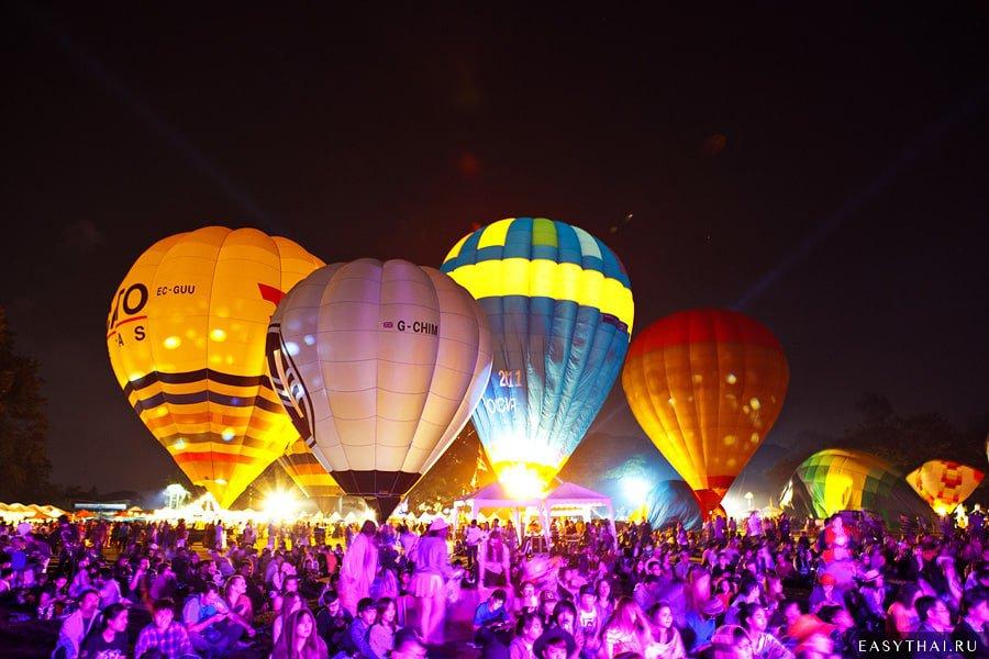 Фестиваль воздушных шаров 2013
