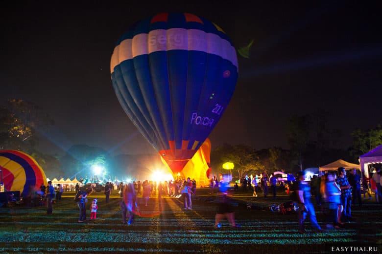 Российский воздушный шар