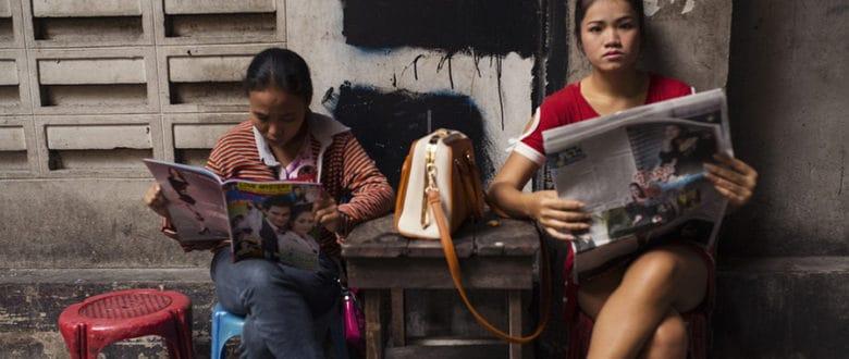 Нетуристический Бангкок