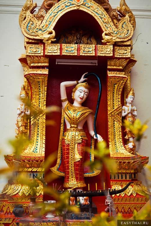 Памятник богине