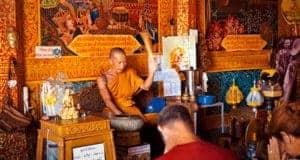 Ват Пратхат Дои Сутхеп – один из главных храмов Таиланда