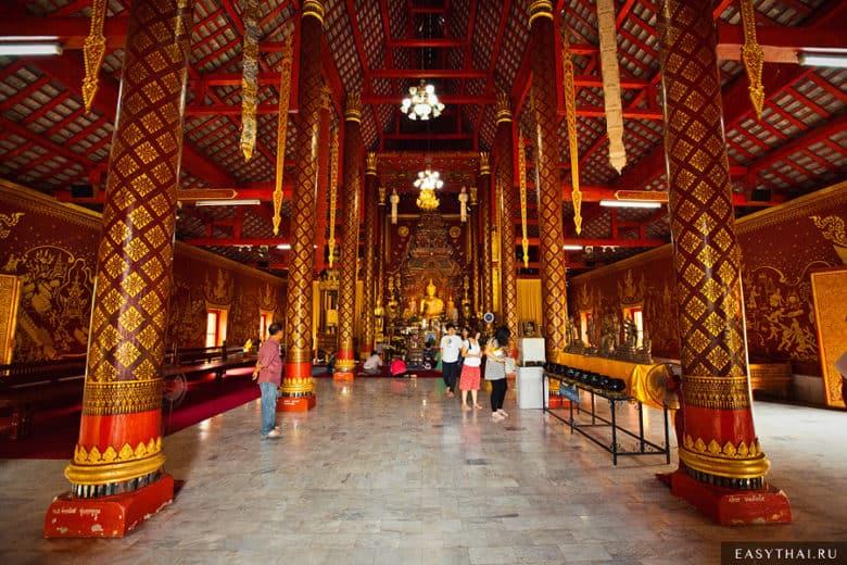 Ват Чианг Ман (Wat Chiang Man)