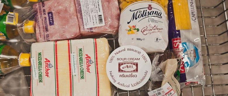 Как найти привычные продукты в тайских магазинах?