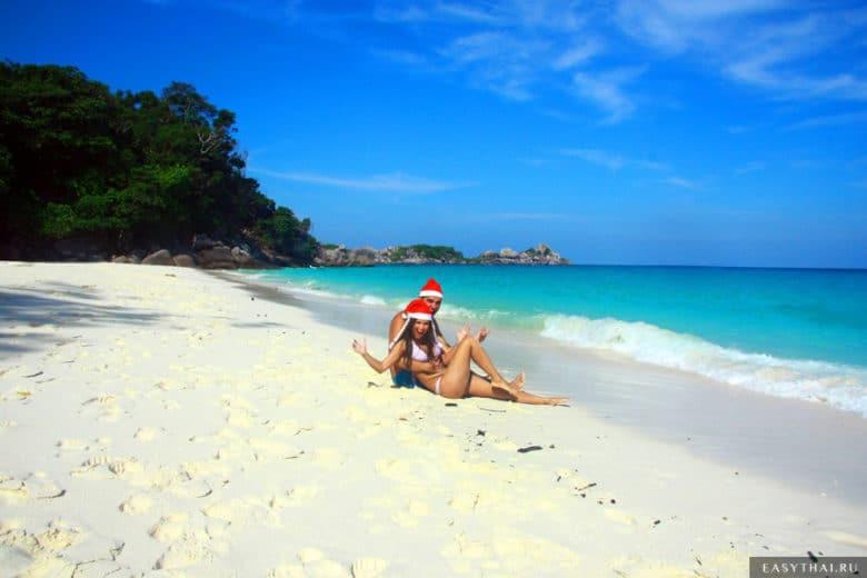 Романтичный отдых в Таиланде