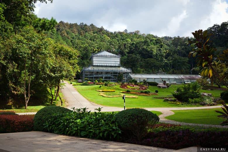Ботанический сад в Чиангмае